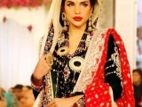 pakistani wedding dresses in red