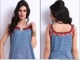 salwar kameez front and back neck designs