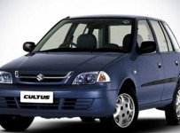 Suzuki cultus vxri specifications features