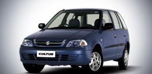 Suzuki cultus vxri specifications features