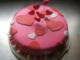 valentine's day cake ideas image