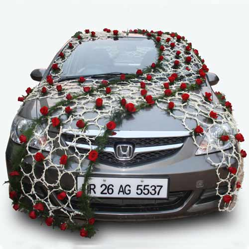 Wedding car decoration ideas in pakistan pictures for Automobile decoration