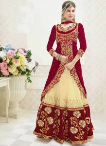 Latest Fancy Frocks Designs in Pakistan 2019