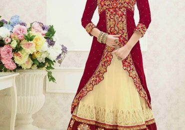 Latest Fancy Frocks Designs in Pakistan 2021