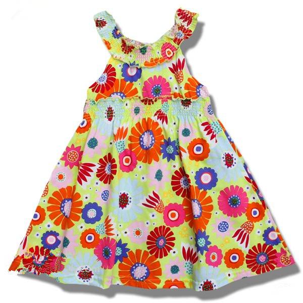 Design Patterns Cotton Dresses