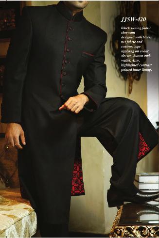 designer sherwani for groom