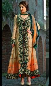 Pakistani Embroidery Designs 2019 for Salwar Kameez Suits