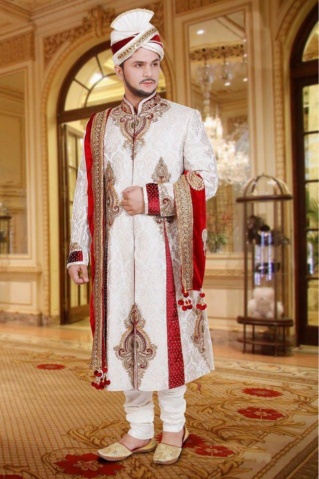 Pakistani Dulhan Dulha Dresses 2018 Pictures