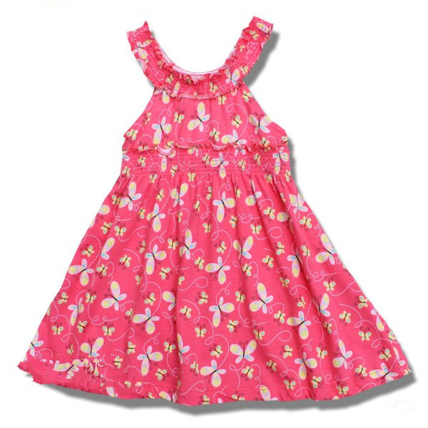Kids Frocks Design 2018 Long Cotton for Summer Party Wear ...
