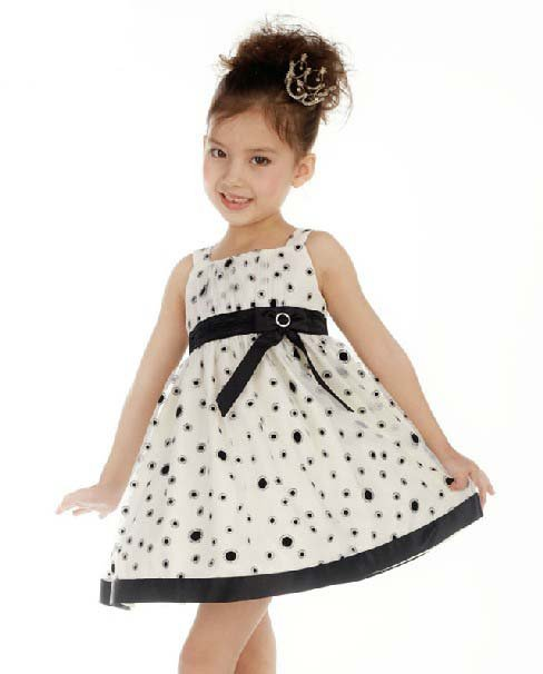 Kids Frocks Design 2017 Long Cotton for Summer Party Wear ...