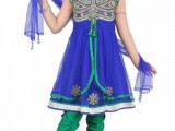 latest designs of long frocks