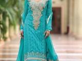 embroidered salwar kameez neck designs