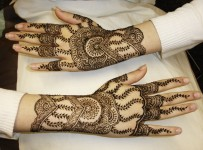 mehndi designs for back hand images