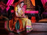 bridal dress for mehndi in Pakistan