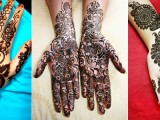 latest wedding mehndi designs for hands