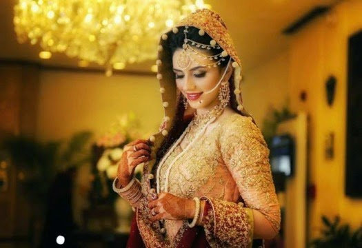Mehndi Wedding Dresses 2016 : Mehndi dress 2018 pakistani new style