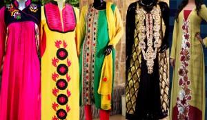 churidar kurta patterns 2015