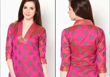Churidar Kurta Neck Designs Latest Trends