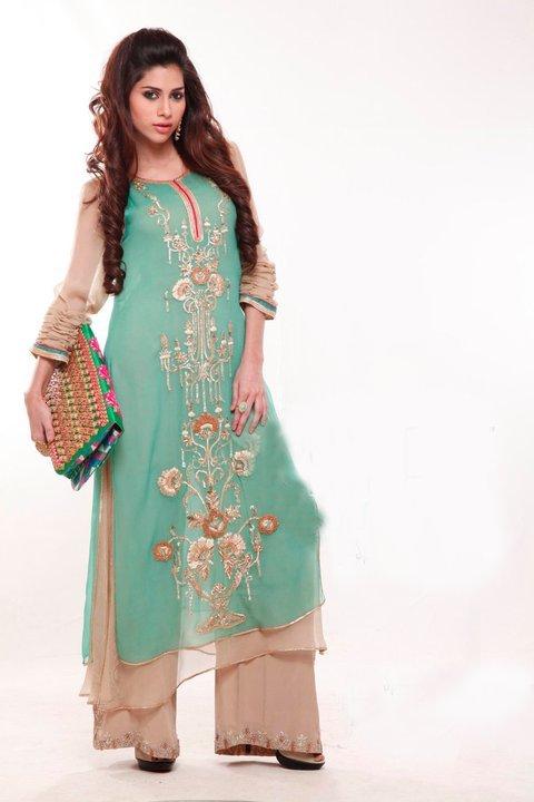 Latest Cotton Salwar Kameez Neck Designs 2018