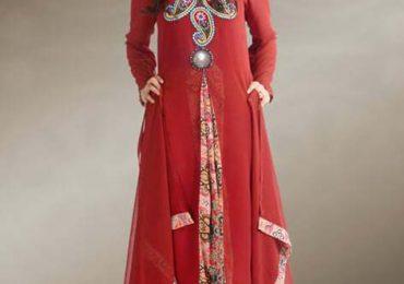 Pakistani Designer Embroidered Dresses 2018 Pics