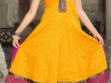 fancy mehndi dresses for girls