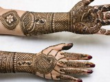 full arm mehndi designs