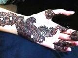 henna designs for hands simple