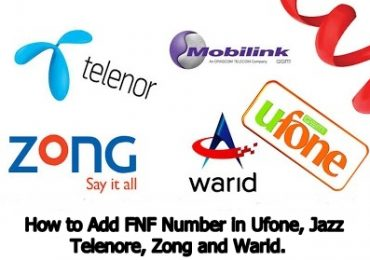 How to Check Friends and Family Numbers in Ufone Telenor Djuice