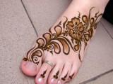 feet mehndi designs for girls