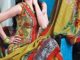 latest fashion mayon mehndi dress