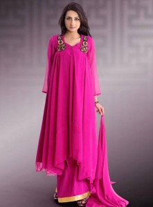 latest embroidered dresses for girls