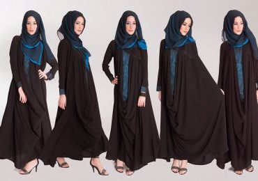 Pakistani Abaya Designs 2018 Images