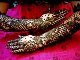 hand mehndi designs for girls