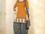 churidar neck patterns pictures