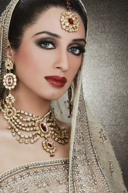 Bridal Gold Jewellery Designs With Price in Pakistan 2017