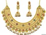 pakistani bridal jewellery sets gold