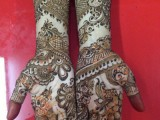 pakistani bridal mehendi designs for hands