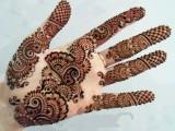 latest mehndi designs wedding