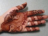 Pakistani Bridal Mehndi Designs 2015 Photos