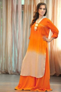 palazzo trouser with long kameez