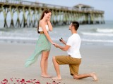 romantic proposal to girlfriend