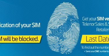 How to Verify Telenor Sim Against CNIC From Biometric System