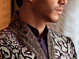 velvet sherwani collection