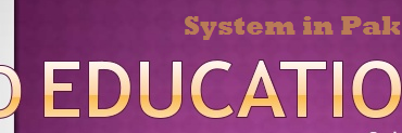 Co Education System in Pakistan Essay