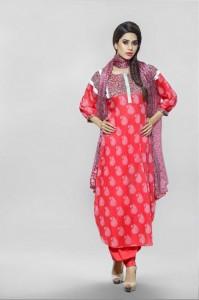 Junaid Jumsheed summer dresses
