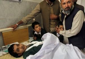 Essay on Terrorist Attack in Peshawar School in English