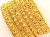 gold bangles fashion