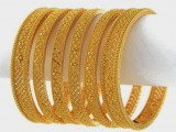 gold bangles latest designs tanishq