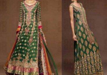 Pakistani Latest Bridal Dresses 2015 Facebook