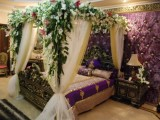 Bridal room decoration